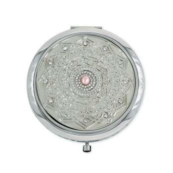 Tipperary Crystal Mandala Compact Mirror
