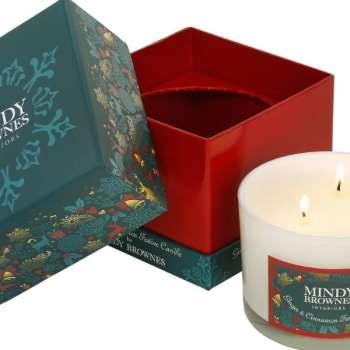 Mindy Brownes Ginger & Cinnamon Festive Candle