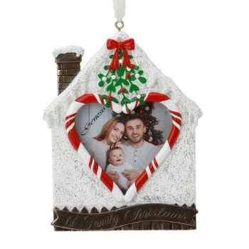 Genesis A Family Christmas Frame